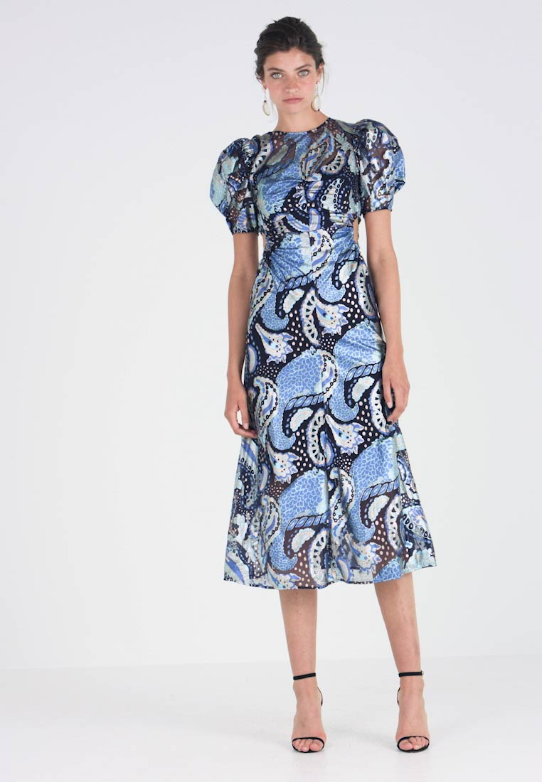 Alice McCall - FLORETTE DRESS - Occasion wear - royal