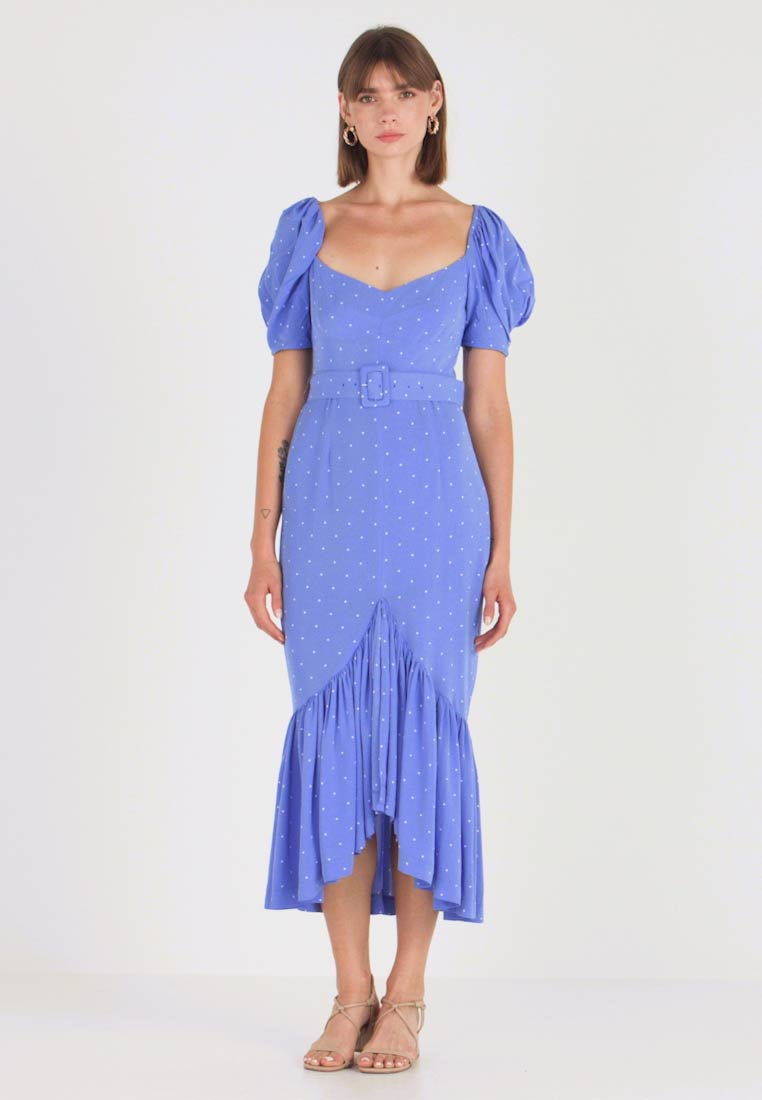 Alice McCall - SLOW DREAMS MIDI DRESS - Robe longue - royal