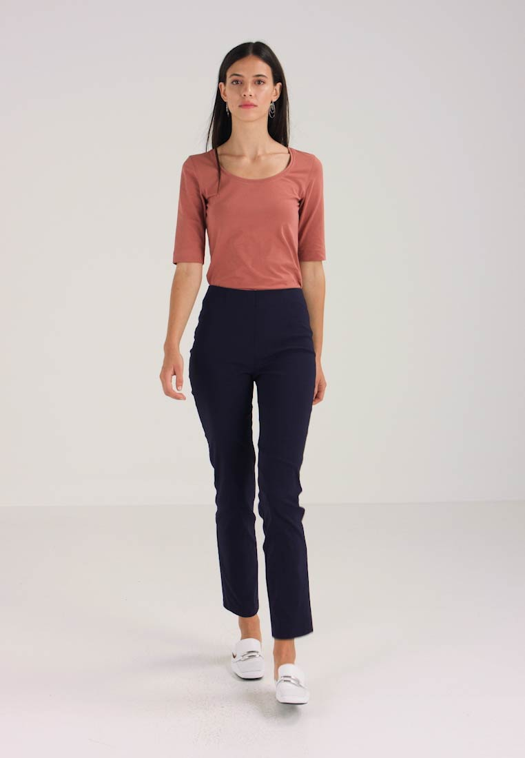 Blue Trousers Anna Maritime Field Anna Field Trousers wn0IRqUAY