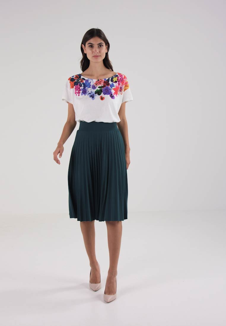 Anna Field - A-line skirt - turquoise