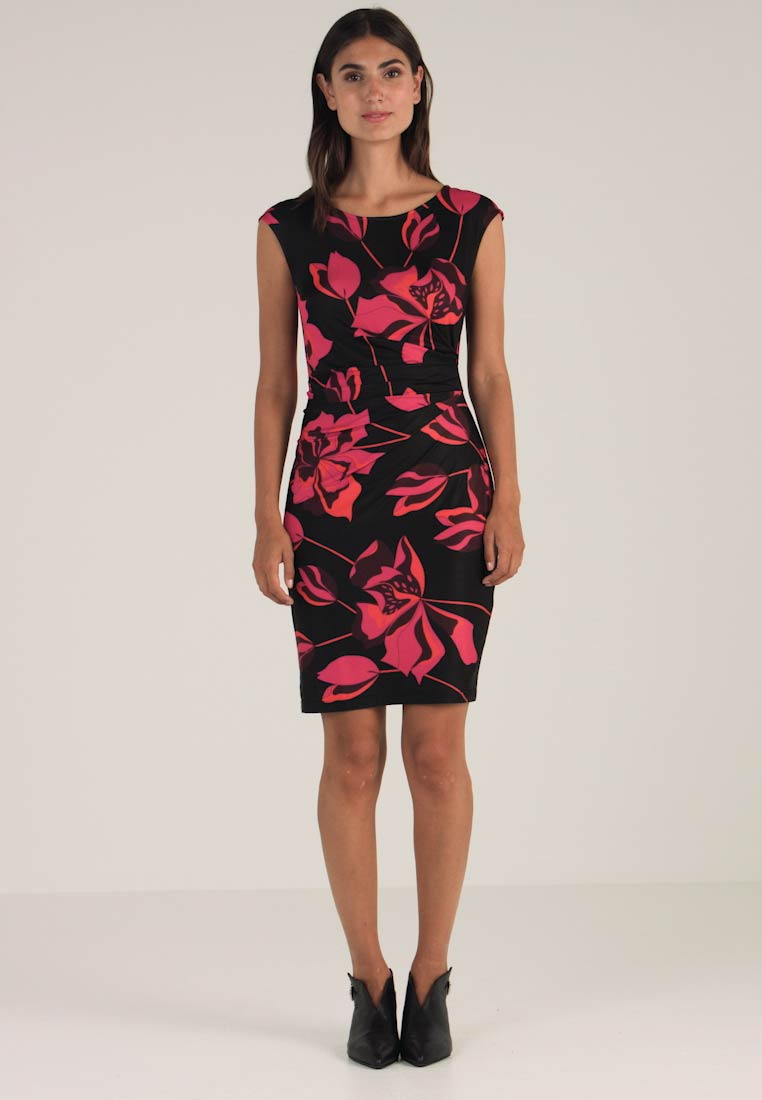 Red Cheap Anna Popular Dress Shift black Field And xqEEwr65Y