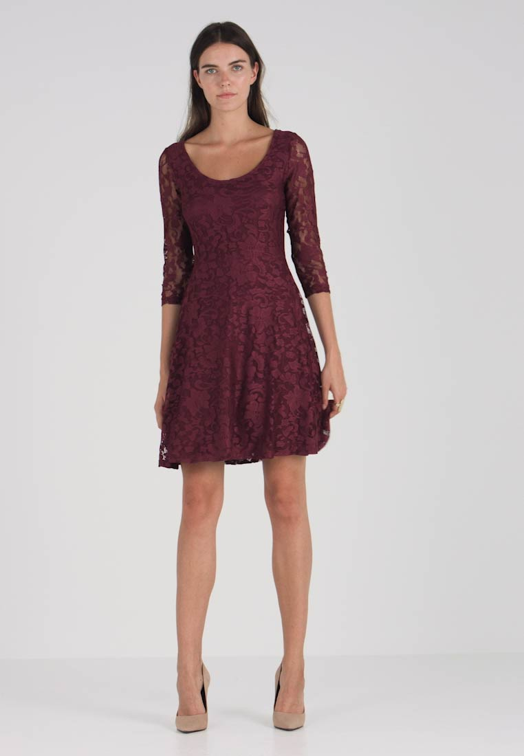 Anna Field - Cocktailkleid/festliches Kleid - burgundy