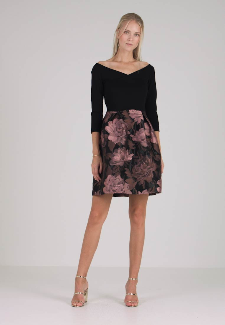 Anna Field - Cocktail dress / Party dress - rose/black