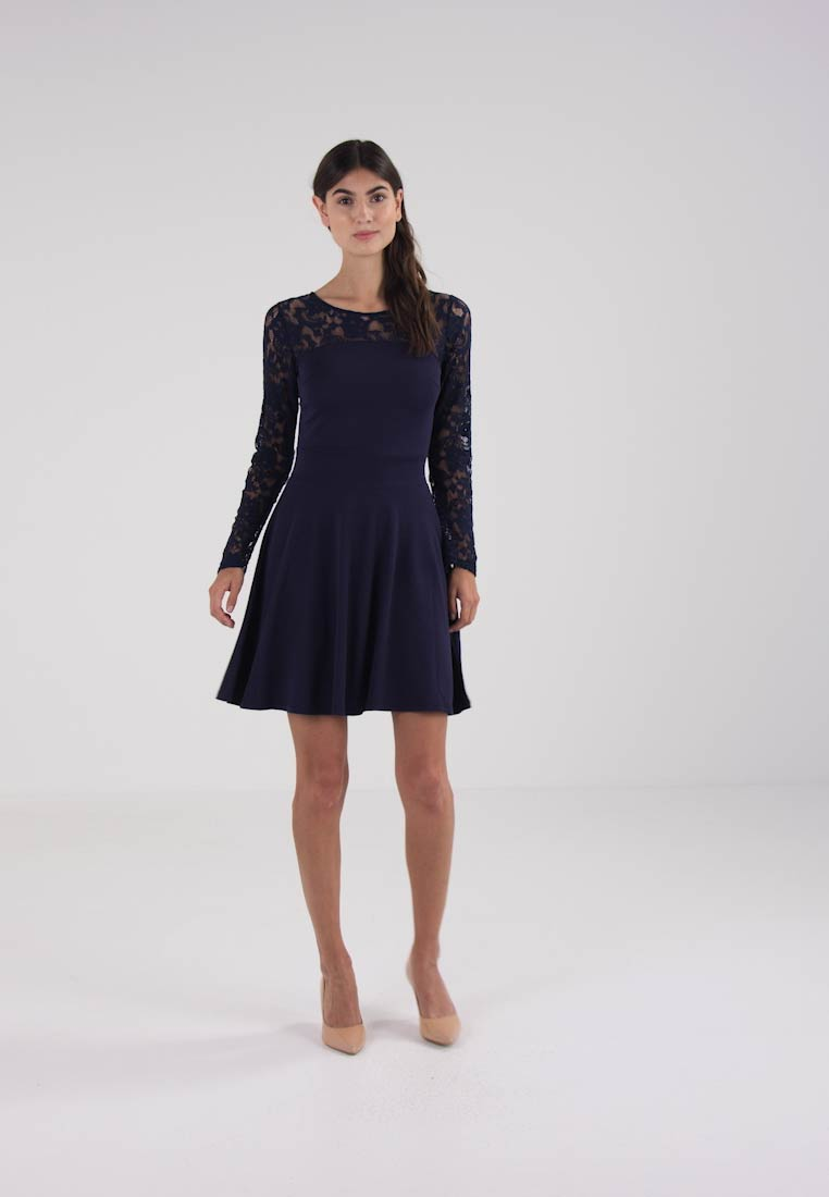 Anna Field - Jersey dress - dark blue