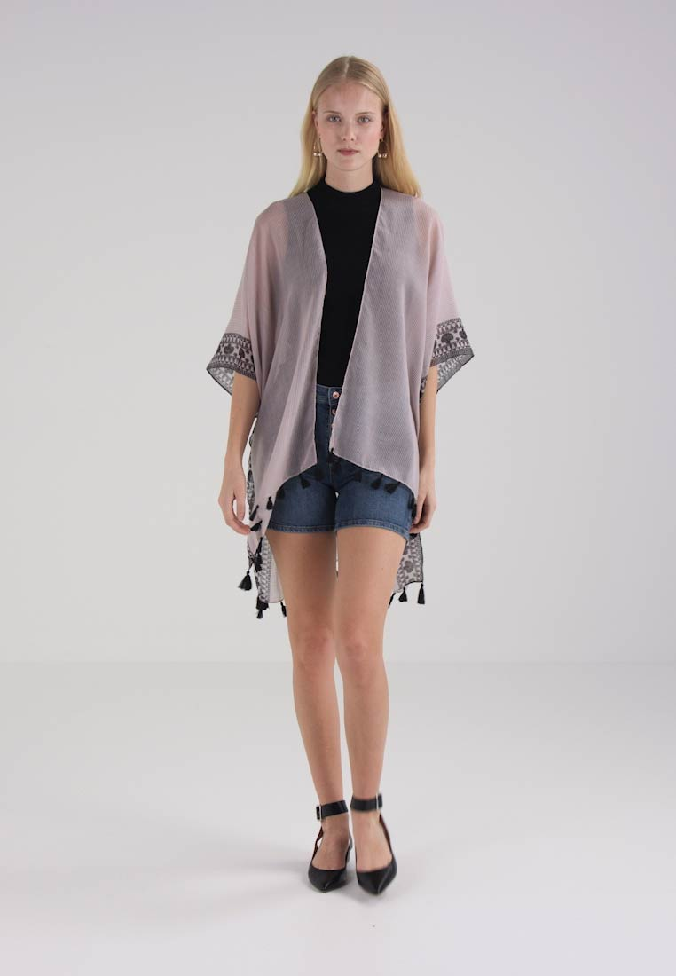 Anna Field Cape - nude