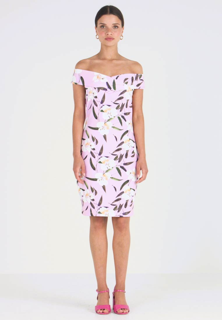 Anna Field Petite - Cocktail dress / Party dress - white/rose