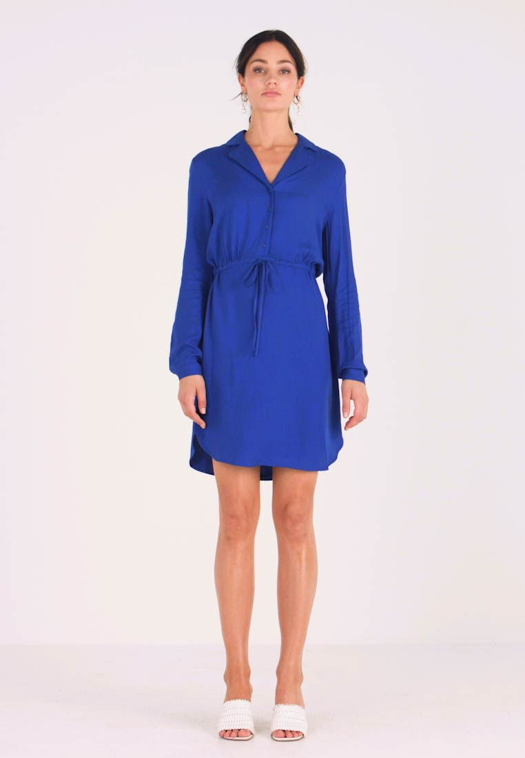 Another-Label - TOUSTAIN DRESS - Day dress - cobalt