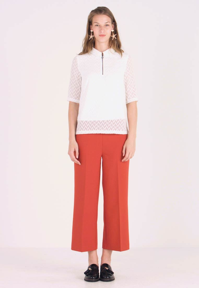 Another-Label - TUILERIES - Bluse - off white