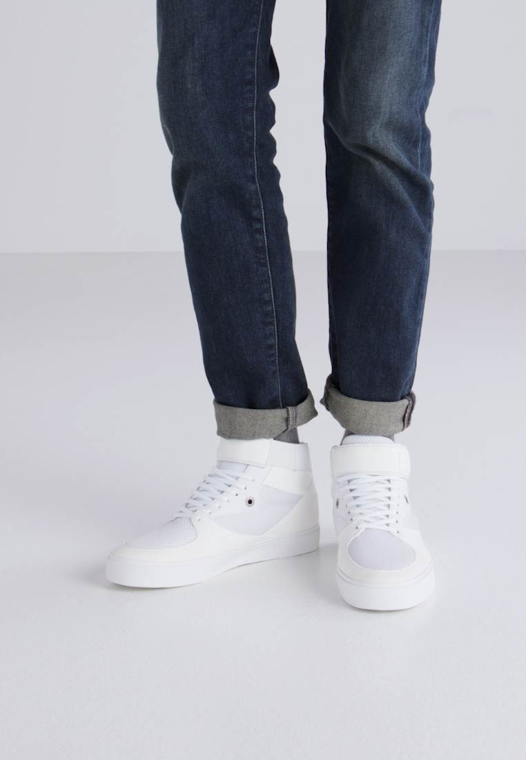 Armani Exchange Zapatillas altas bianco