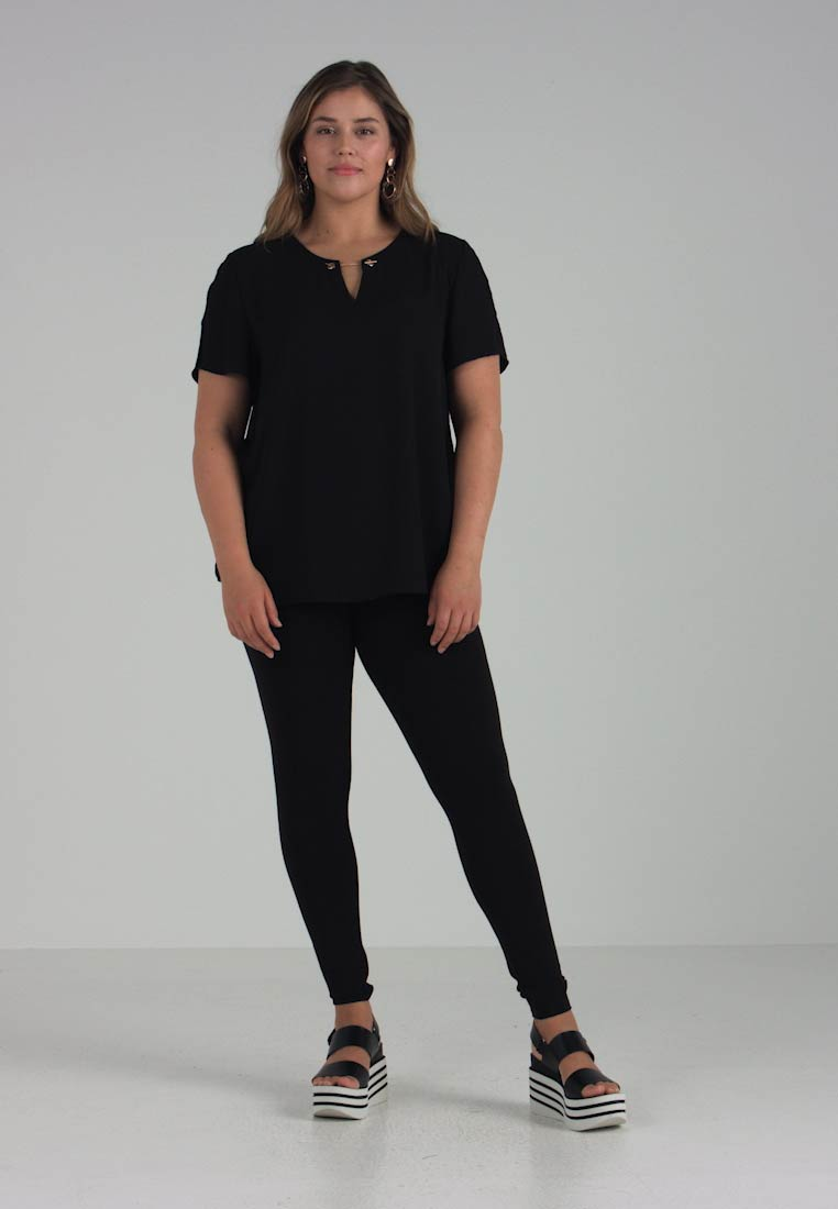 Anna Field Curvy - Blouse - black