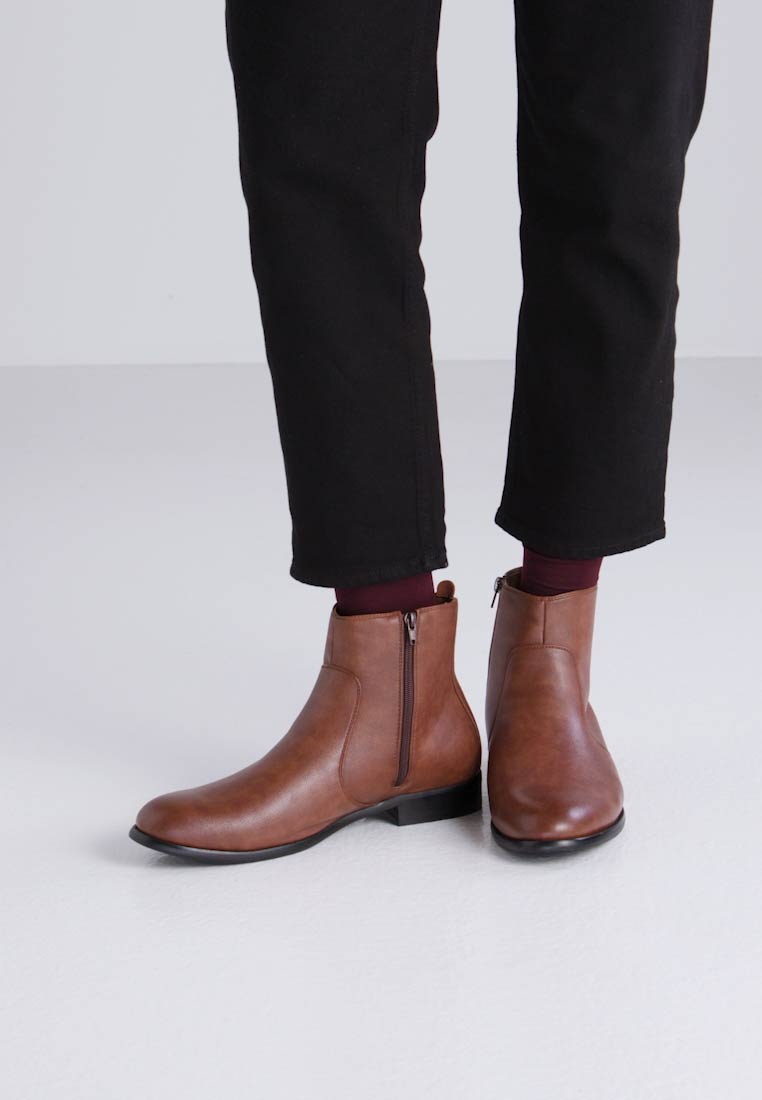 Call it Spring SHUTER - Botines cognac