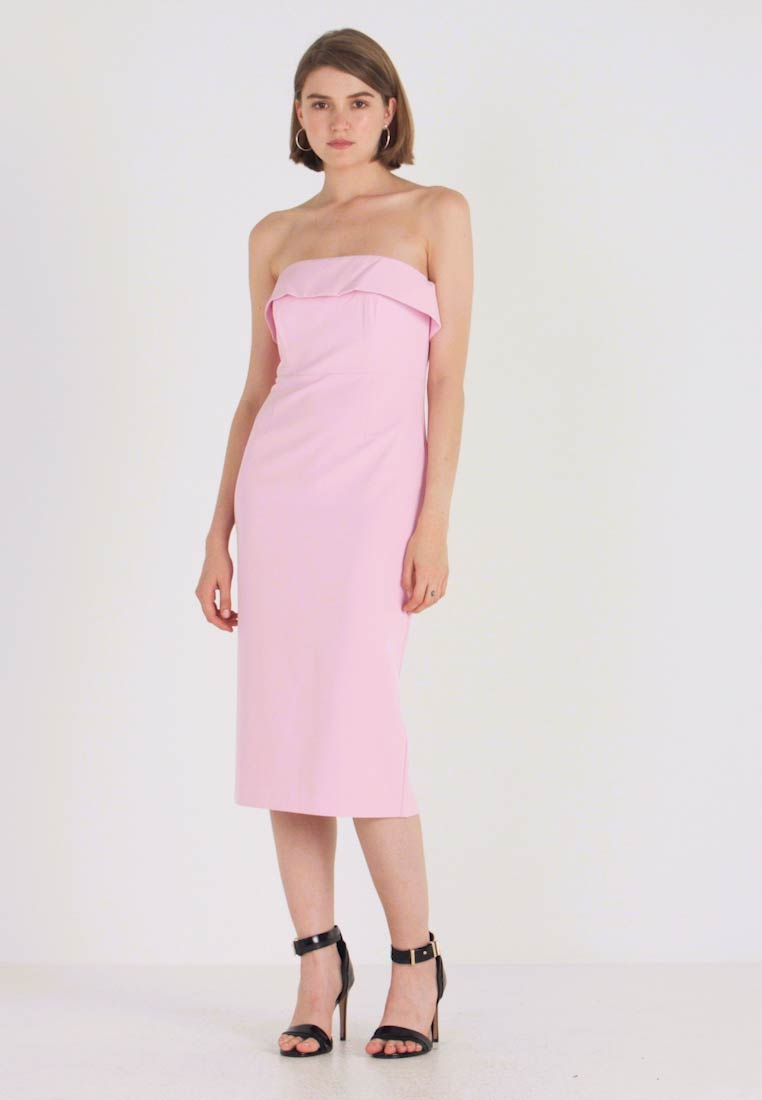 Bardot - GEORGIE DRESS - Ballkleid - candy pink