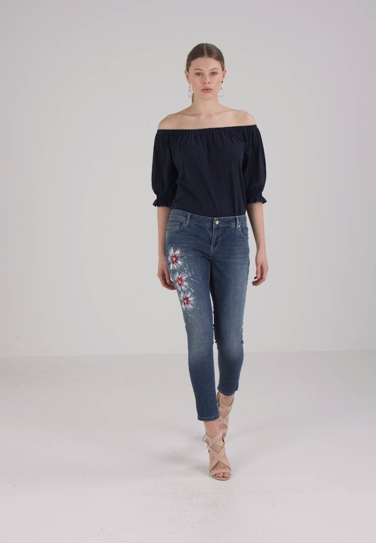Betty & Co - Jean slim - blue denim
