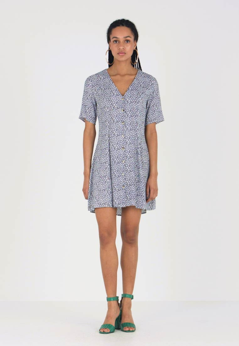 Bik Bok - Shirt dress - black
