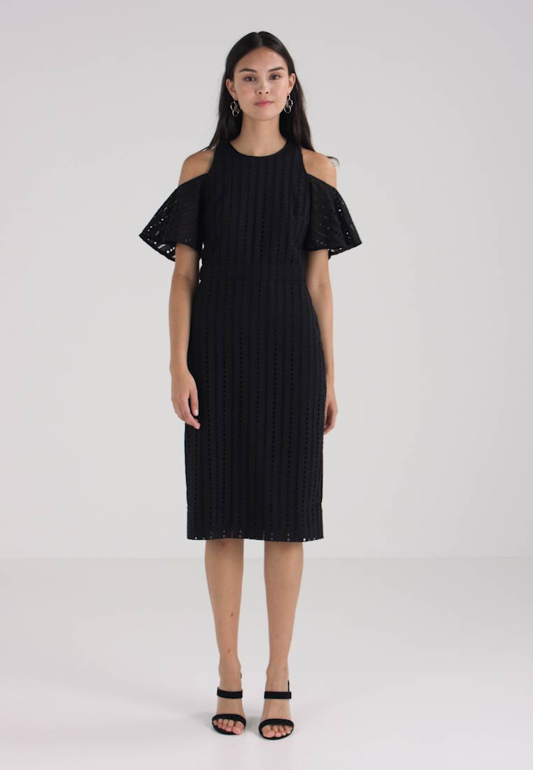 DRESS Banana Sommerkjole COLD Republic EYELET SHOULDER IwCFvqw