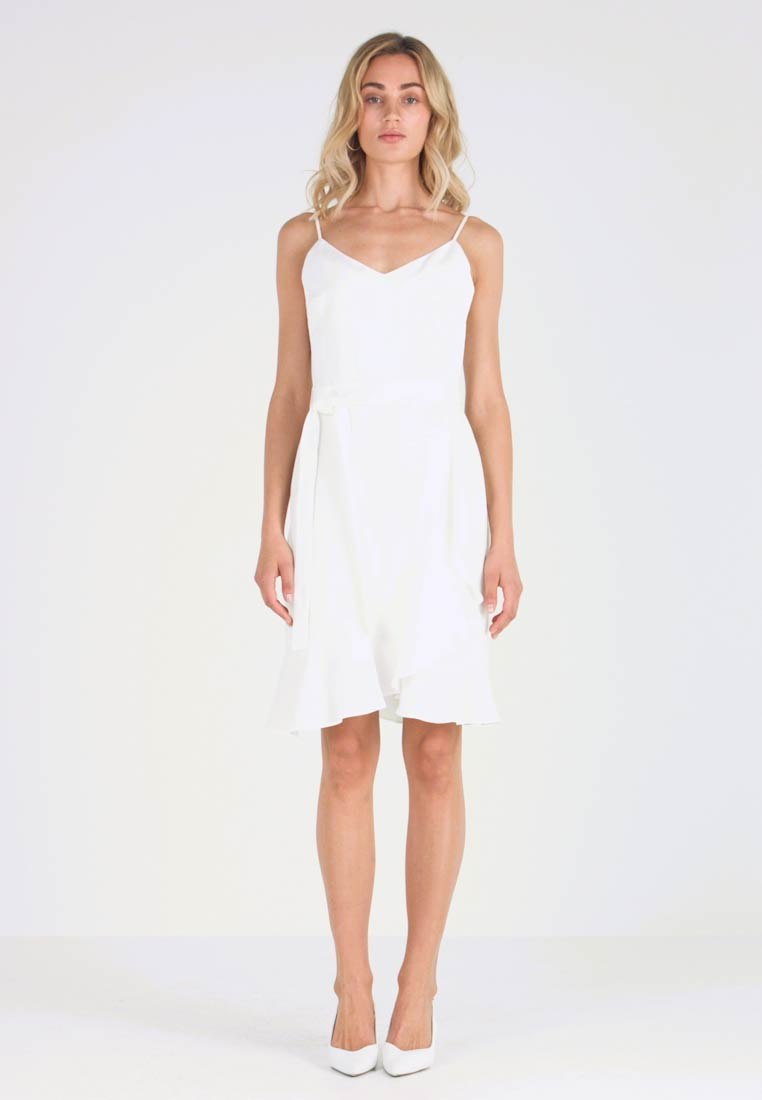 Banana Republic - WRAP - Day dress - white