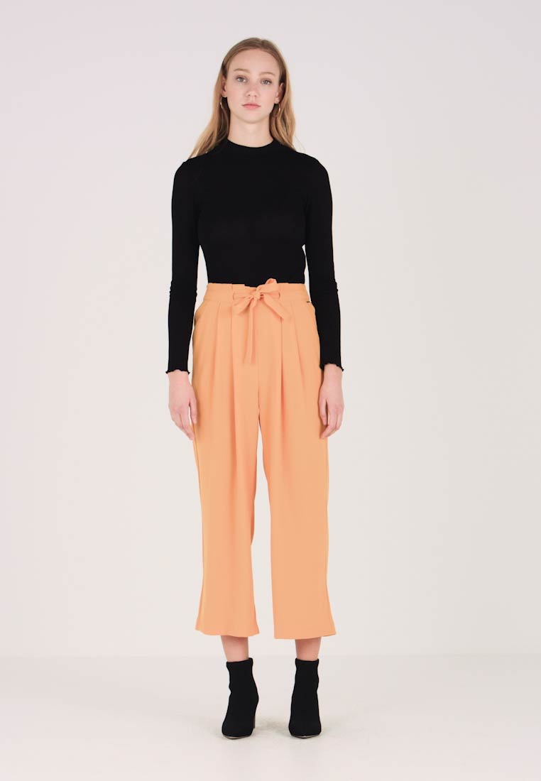 Stoffhose Glow young Wide B Pants Golden 7wqPUYtnx
