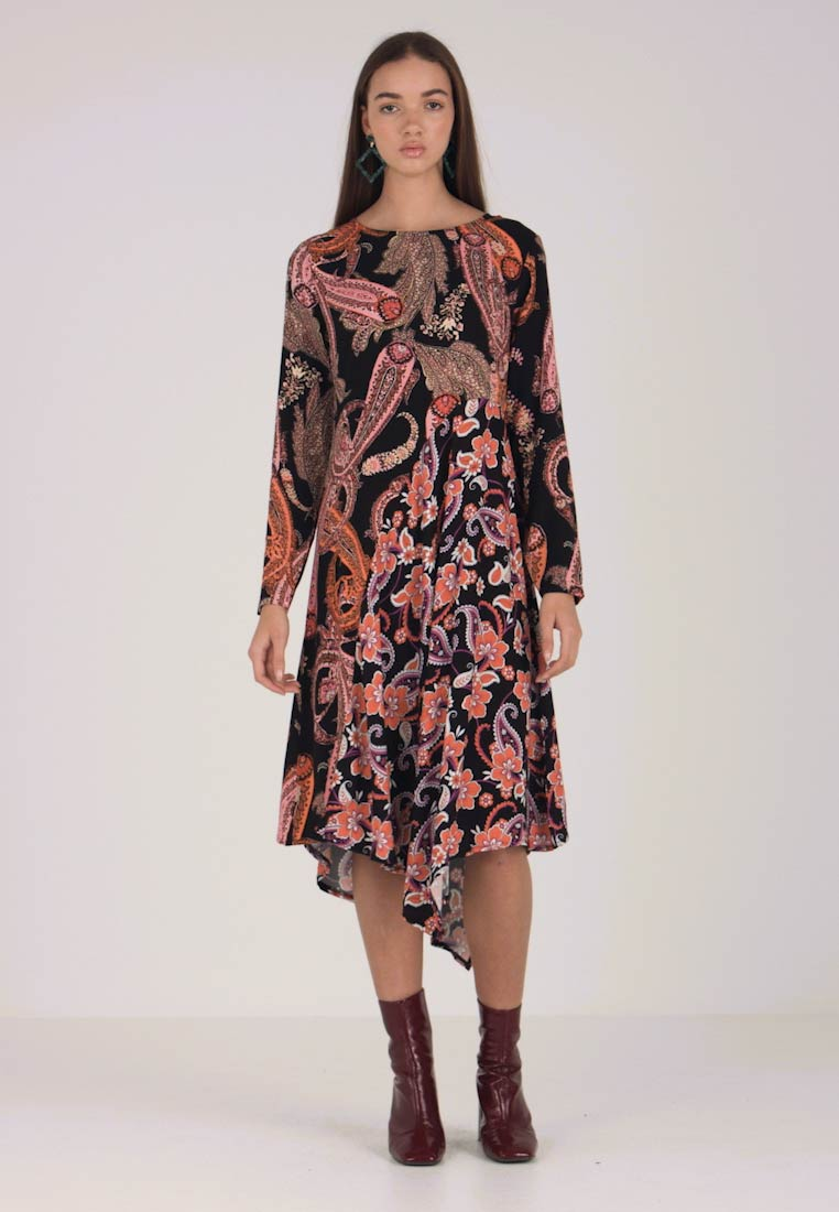 B.young B.young B.young DRESS - Freizeitkleid - combi  bunt 4d8896