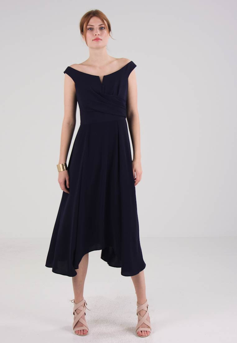 Coast ALI SOFT DRESS - Robe de cocktail - navy