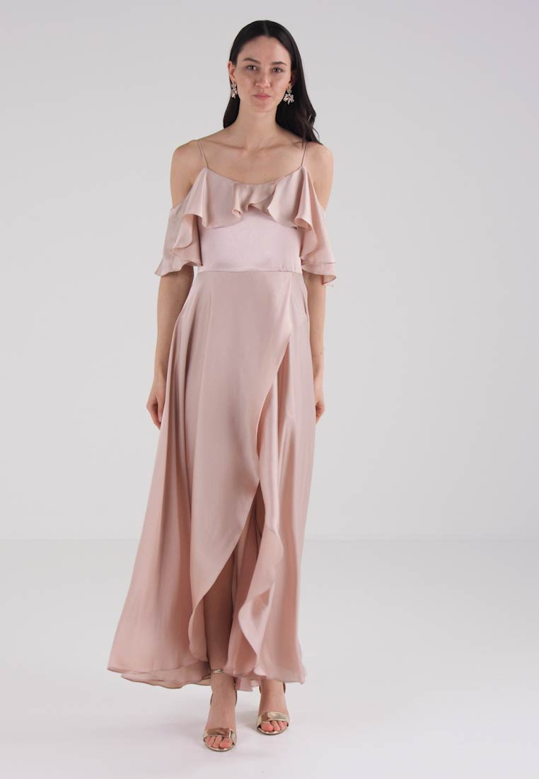 Coast GEORGIE DRESS - Robe de cocktail - champagne