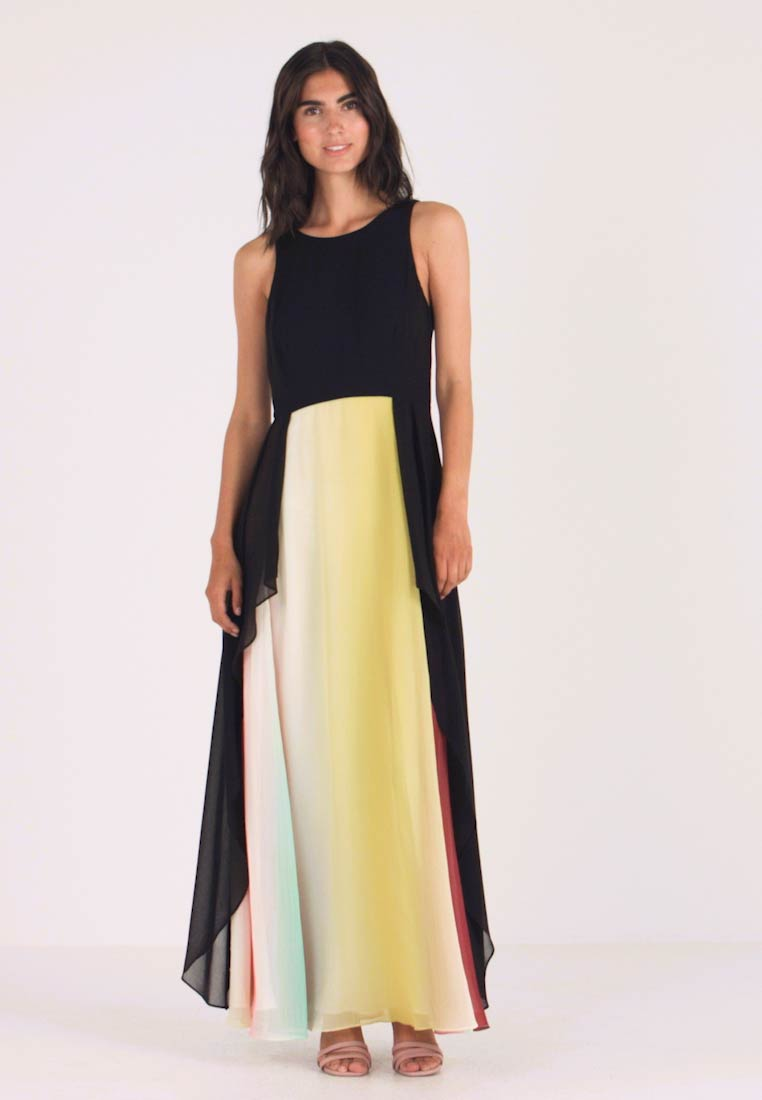 Coast - LINDSAY OMBRE MAXI DRESS - Ballkleid - multi