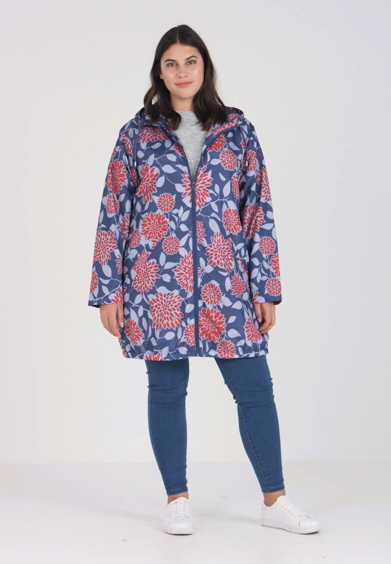 Ciso - COAT PRINT - Impermeable - multi-coloured