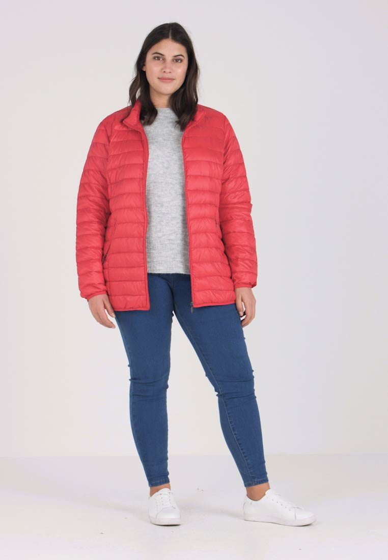 Daunenjacke Jacket Padded Ciso Padded Red Jacket 4pwwPSq1