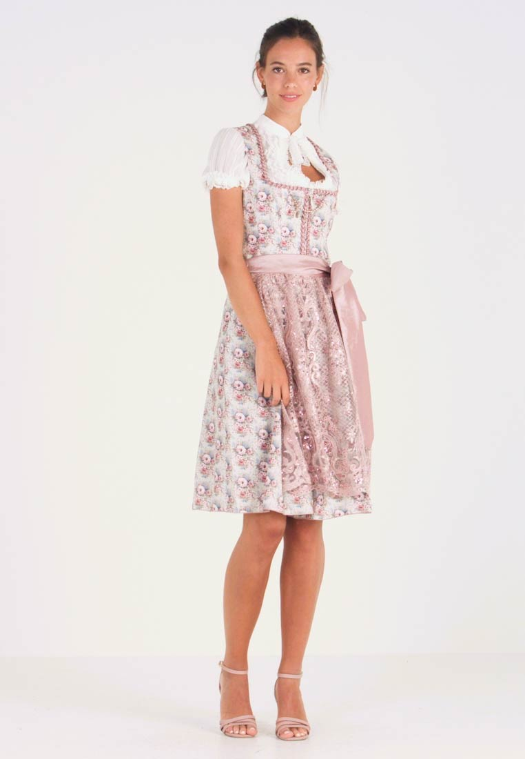 Country Line - Dirndl - taupe rose