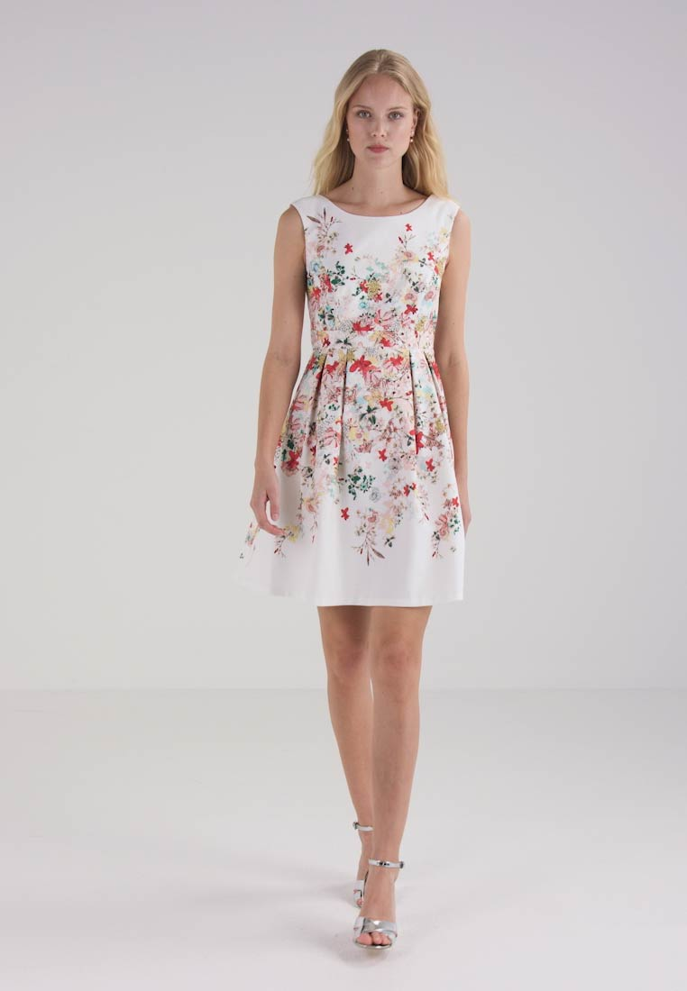 Comma Online Day White Shopping Dress TxAXxwYq