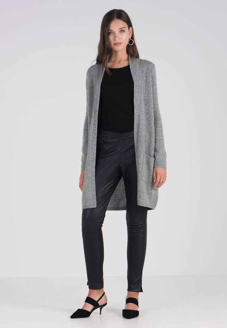 New Prices Grey Cardigan Comma Lower aaqwrpZ