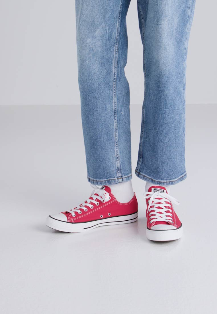 Converse CHUCK TAYLOR ALL STAR OX - Sneaker low - - low ROT 656c58