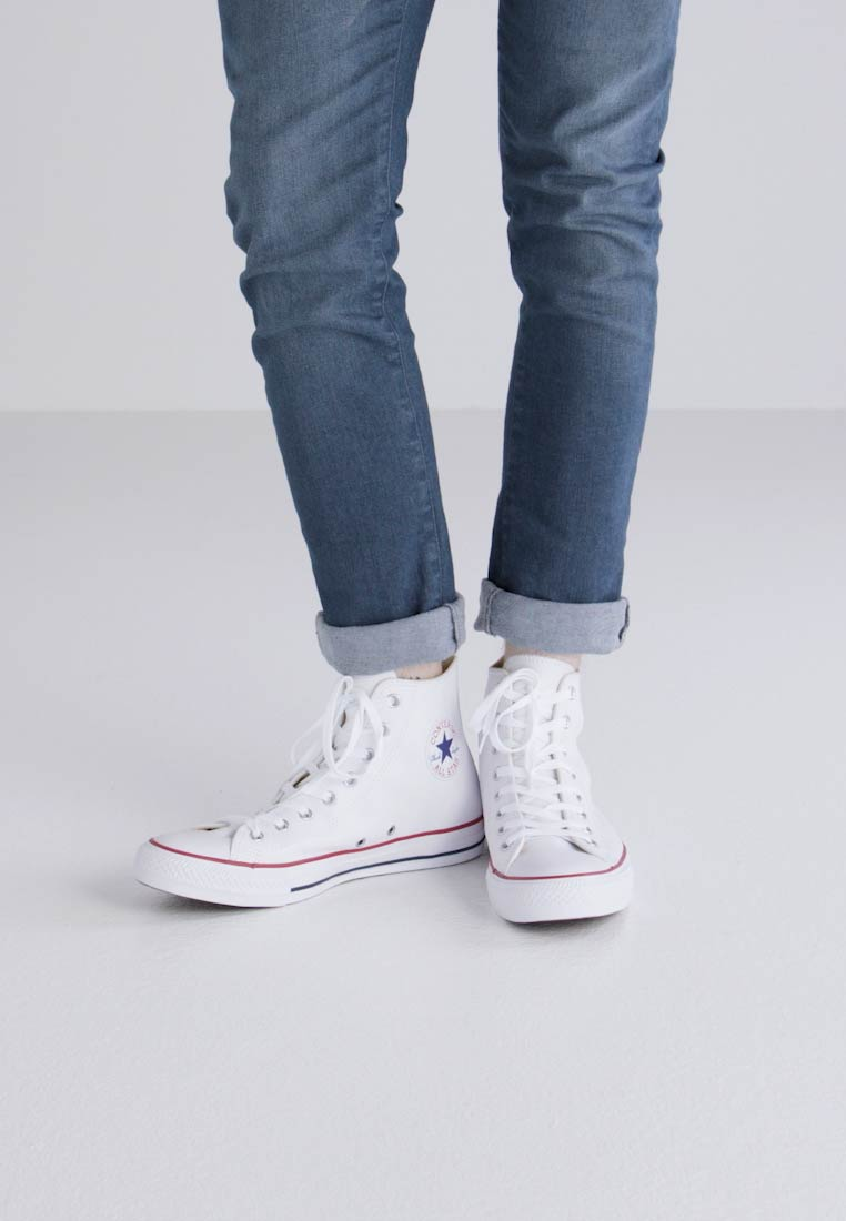 Converse CHUCK TAYLOR ALL STAR - Baskets montantes - white