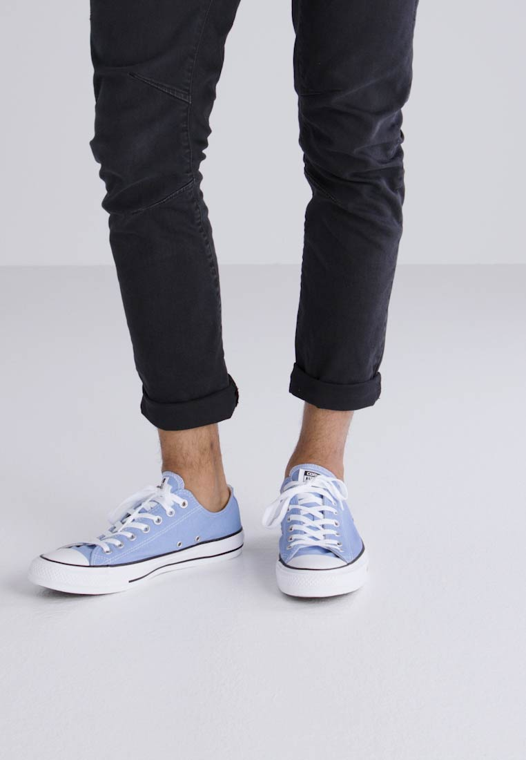 SeasonalOx Taylor Baskets All Bleu Star Basses Chuck Converse DI9E2WH