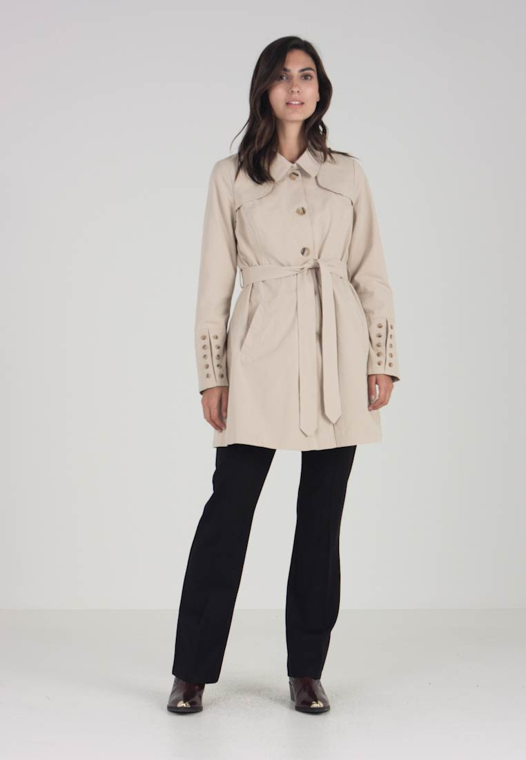 Cream - ANNABELL - Trenchcoat - soft beige