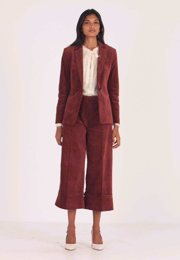 DAY Birger et Mikkelsen - DAY TO GO - Blazer - puce