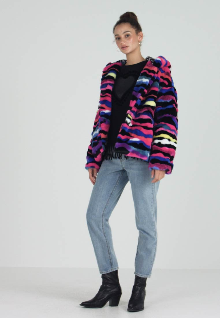 Desigual - CHAQ LUPE - Winterjas - very berry