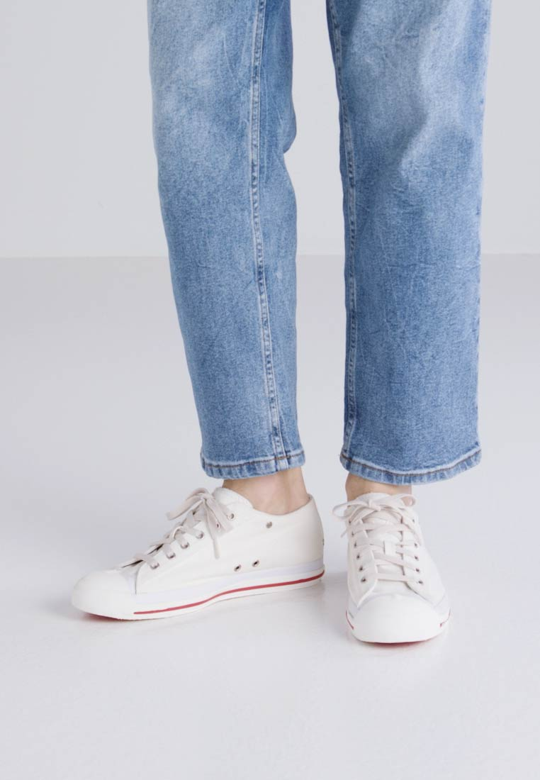 Diesel EXPOSURE LOW - Zapatillas bright White
