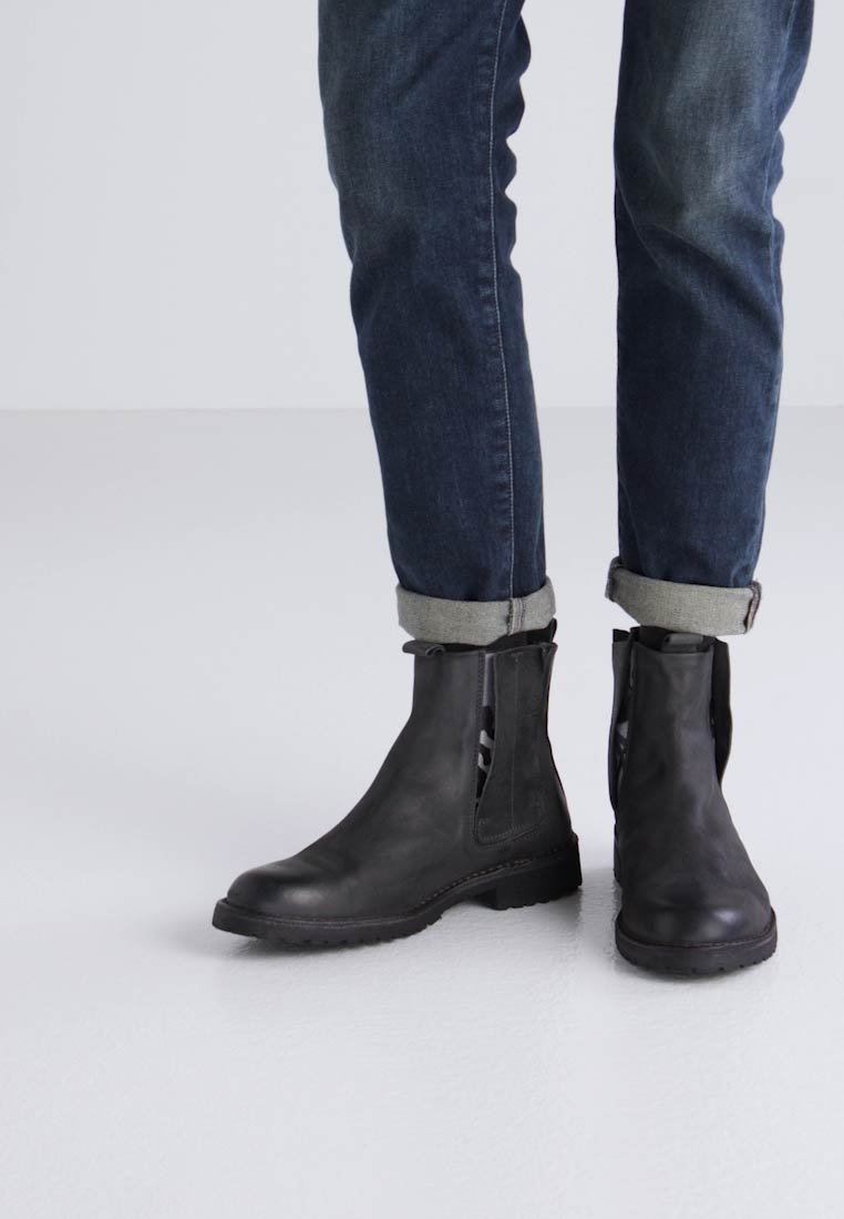 Diesel D-PITT CHELSEA - Bottines anthracite