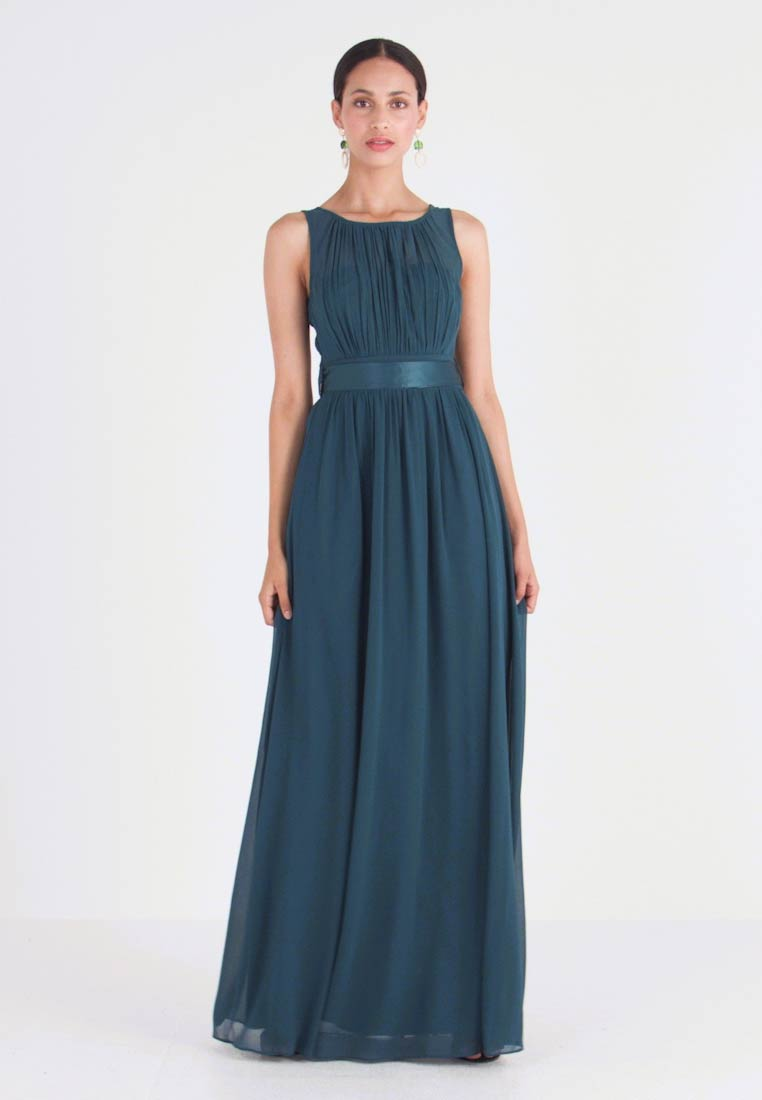 Dorothy Perkins Tall - NATALIE MAXI DRESS - Abito da sera - forest