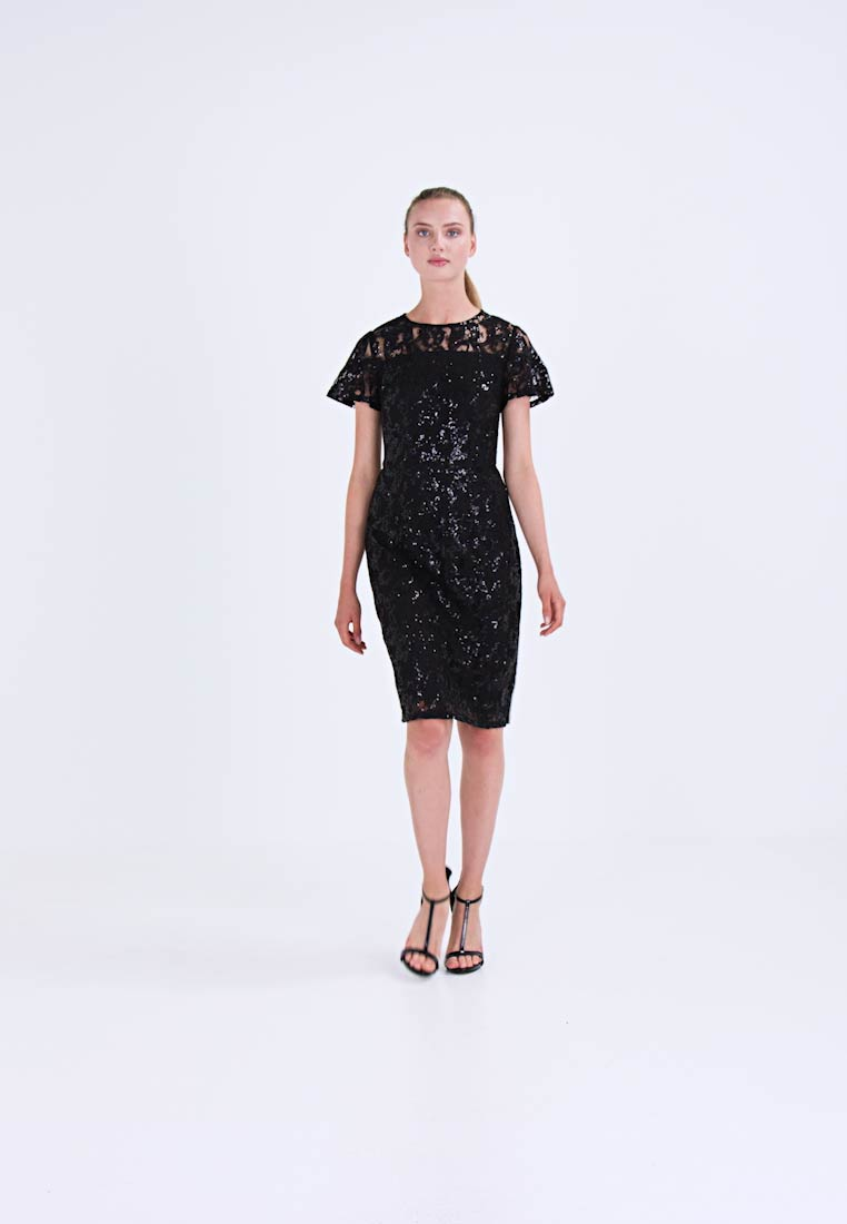 Dorothy Perkins PENCIL - Cocktail dress / Party dress - black ...