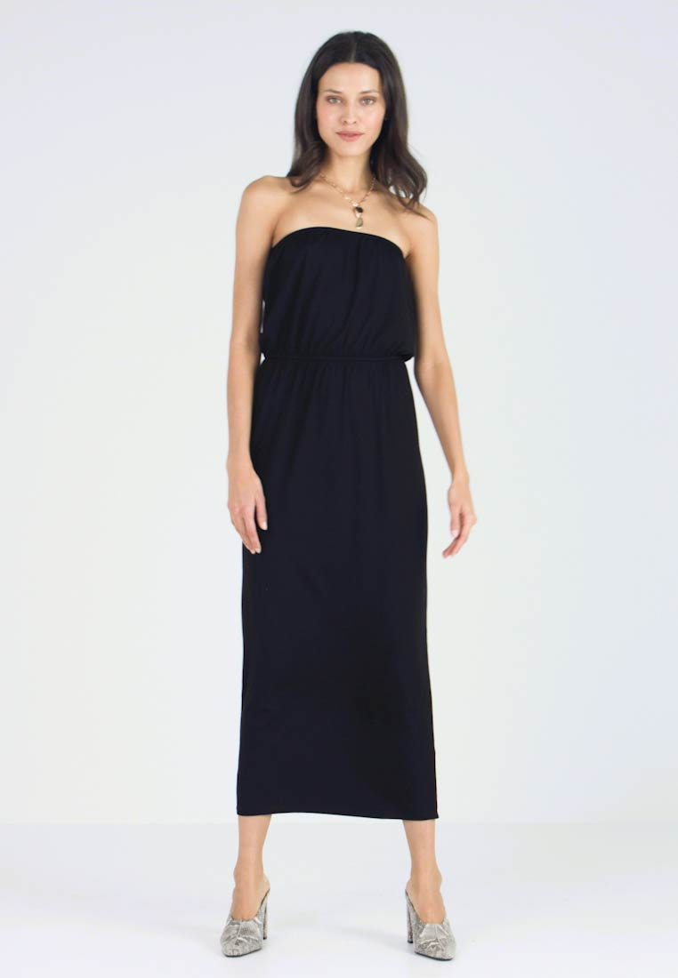 b520cc09d5047e Dorothy Perkins BANDEAU MAXI DRESS - Maxi-jurk - black - Zalando.be