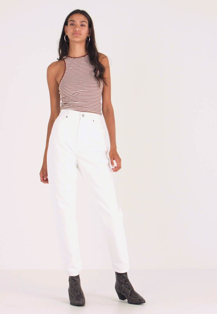 Dr.Denim - NORA - Relaxed fit jeans - white
