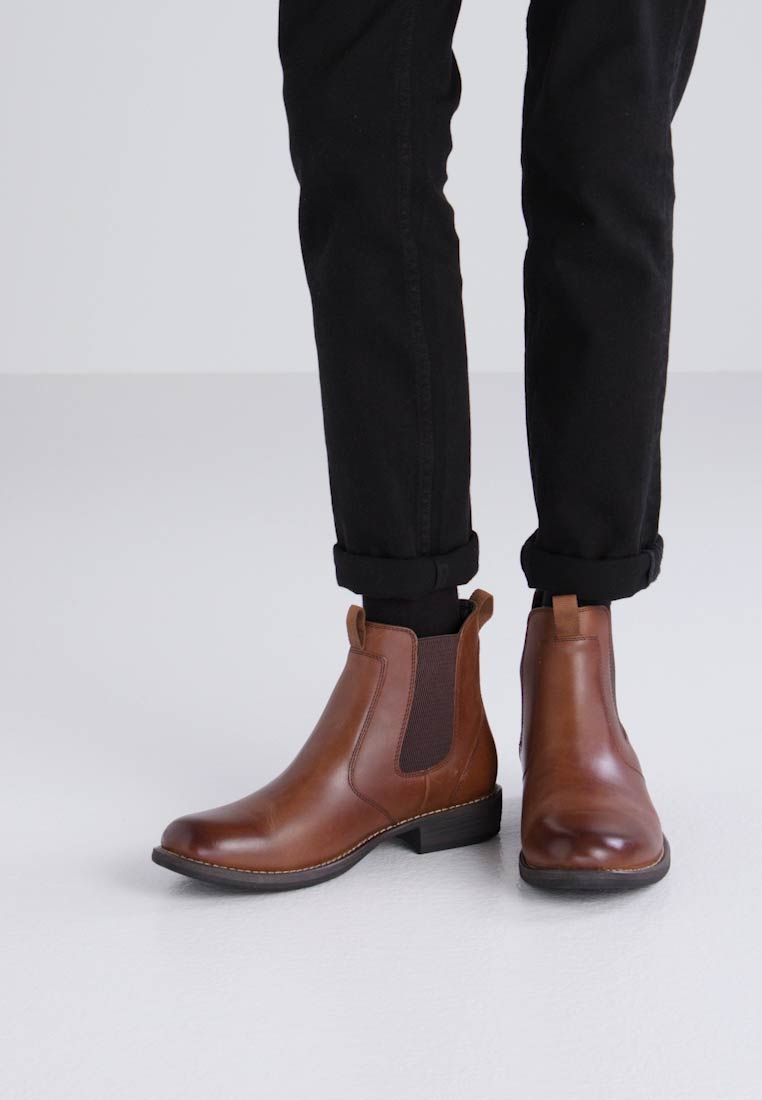 Eastland DAILY DOUBLE - Botines tan
