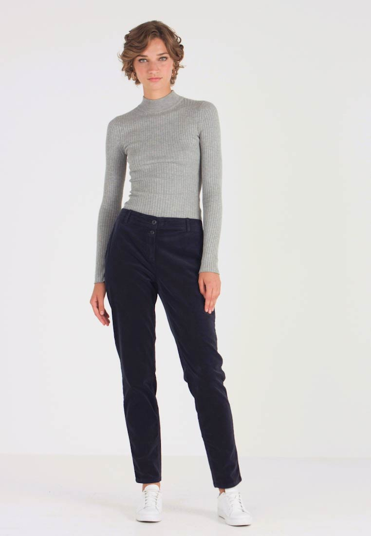 edc by Esprit - Trousers - navy