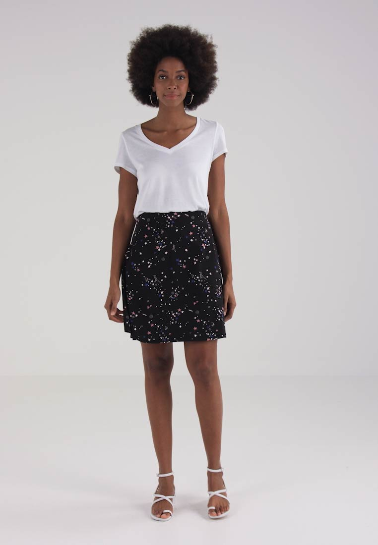 By A Lace Esprit Skirt line Edc Black Up 81Wn8Z4