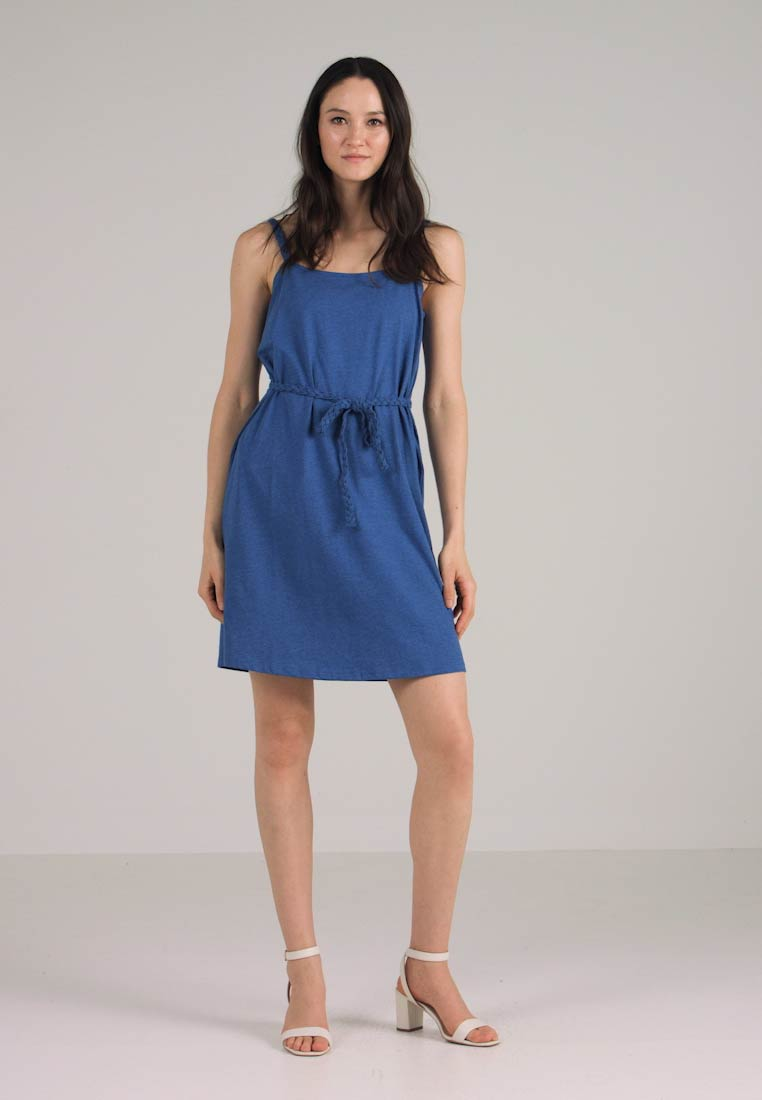 Jersey Strap Blue Dress Esprit By Edc Bright w1xTg4W8