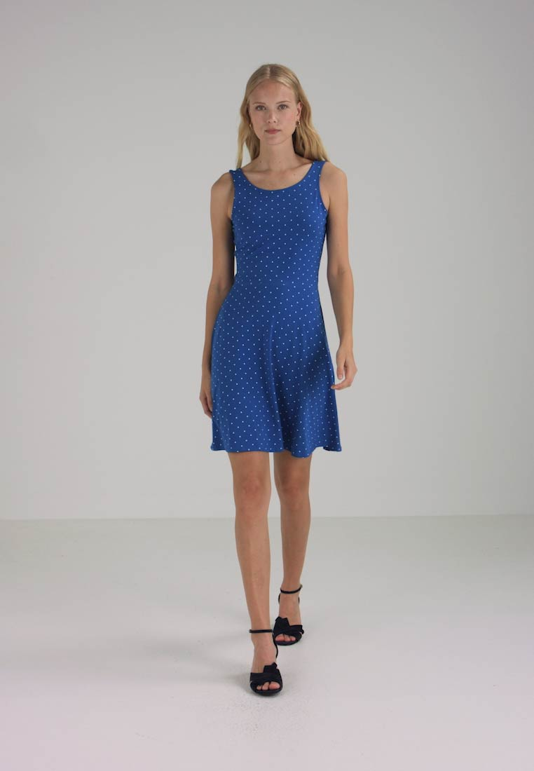 Dress Jersey Bright Edc By Blue Esprit OwFqvxE1