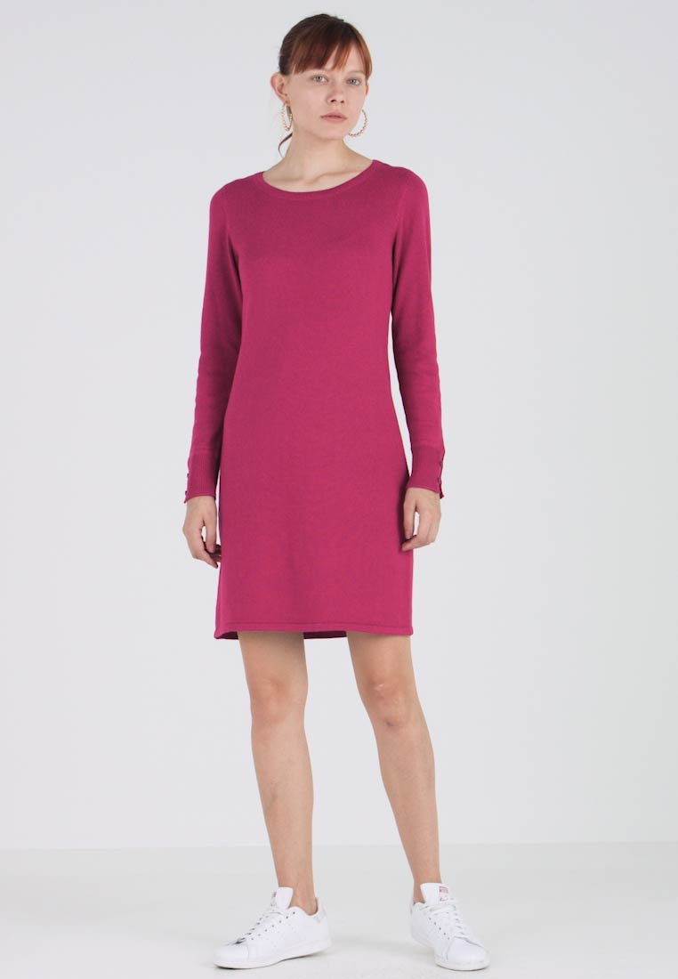Dark Dress By Edc Jumper Esprit Pink xq4x7ST