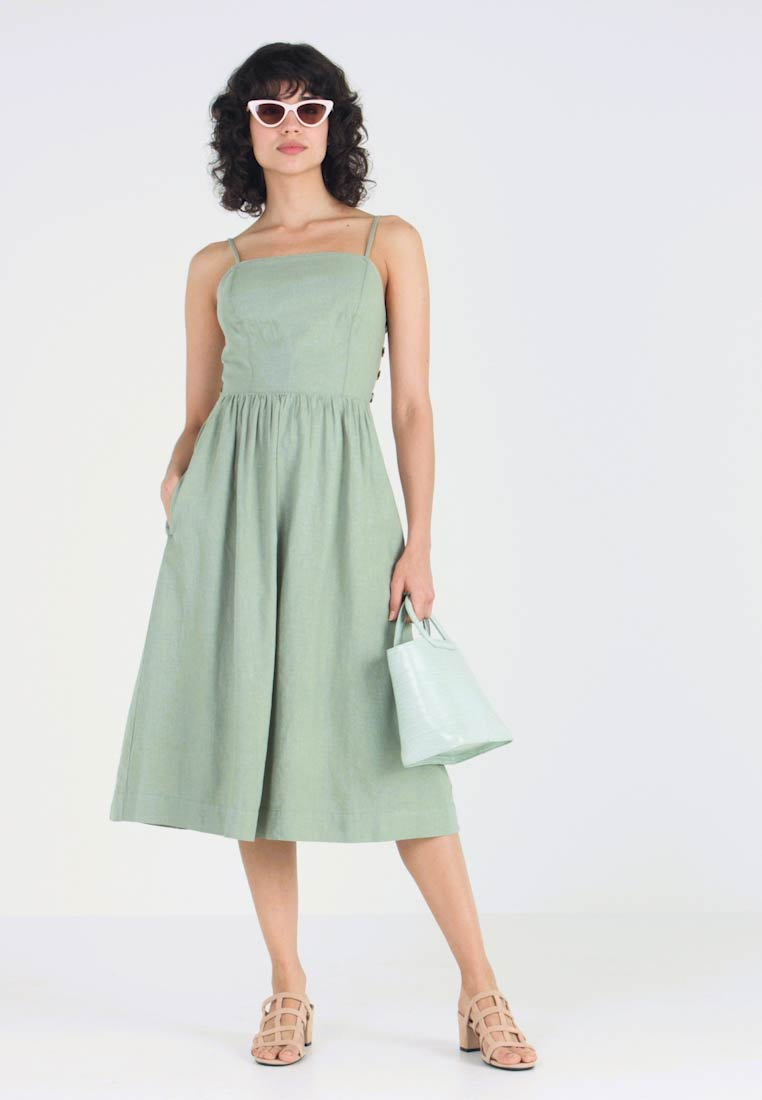 edc by Esprit - Vestido informal - light green