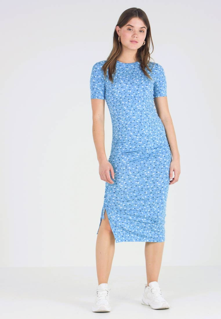 Envii - ENZOE DRESS  - Etuikjoler - forgetmenot